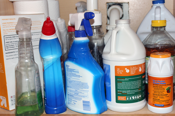 Best Practices on Handling Cleaning Chemicals